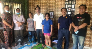 SIDMA College Sabah to assist mother of Thalassemia-stricken Children